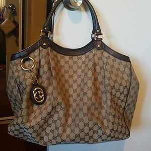 Gucci Large Sukey Bag